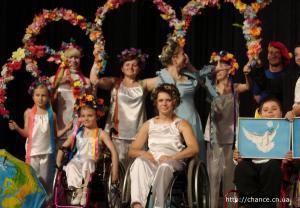 фото 09 танцы на инвалидных колясках