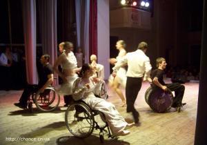 фото 12 танцы на инвалидных колясках
